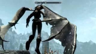 Revised: Meet The True Dragon Born Of Skyrim