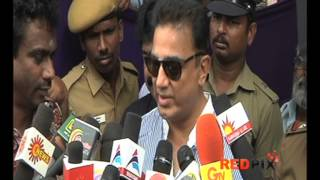 Tamil Film Producers Council election -We need a proactive president -  Kamal Haasan