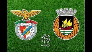 SL BENFICA VS RIO AVE 🔴EM DIRETO 🔴  | LIGA NOS | RELATO