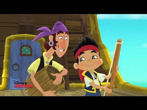 Jake and The NeverLand Pirates - Cartoon For kids - Disney Junior New 2017