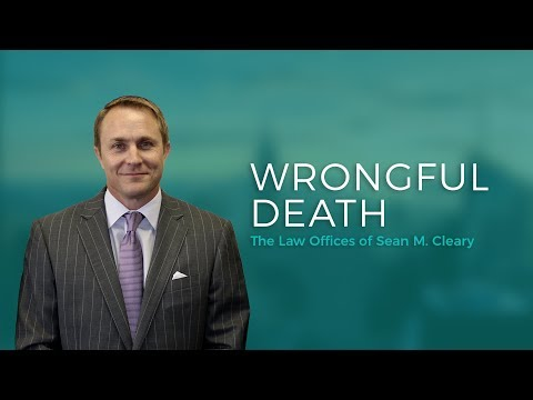 Wrongful Death Lawyer in Miami, Florida | seanclearypa.com