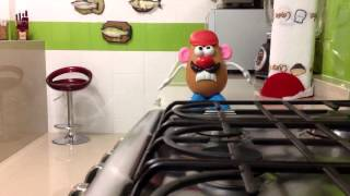 The Adventures of Mr. Potato Head - Stop Motion