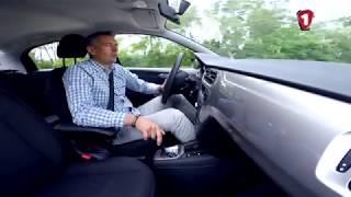 Citroën C-Elysée | Первый Тест