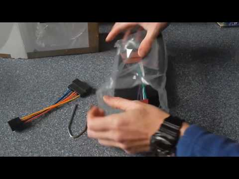 Installing A DAB Car Radio (2002 Ford Focus)