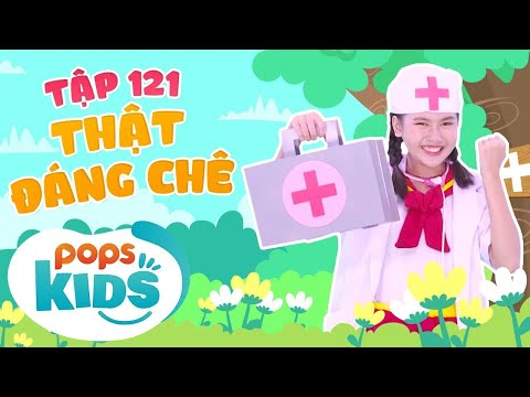 Mầm Chồi Lá Tập 121 - Thật Đáng Chê   Nhạc thiếu nhi hay cho bé   Vietnamese Kids Song