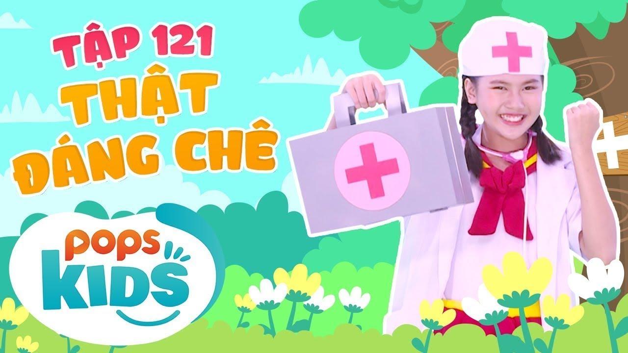 Mầm Chồi Lá Tập 121 – Thật Đáng Chê | Nhạc thiếu nhi hay cho bé | Vietnamese Kids Song