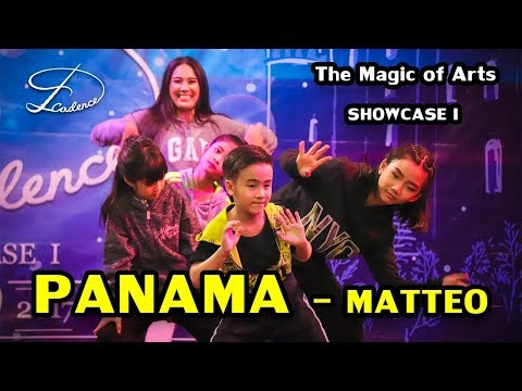 PANAMA l The Magic of Arts l SHOWCASE I l 19 Nov. 17