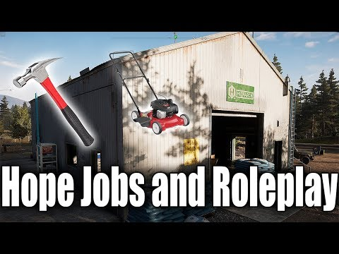 Hope Jobs and Role play Far cry 5