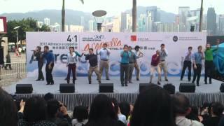 Tufts Beelzebubs - We Are Young (Apr 1st at HK Acapella Festival)
