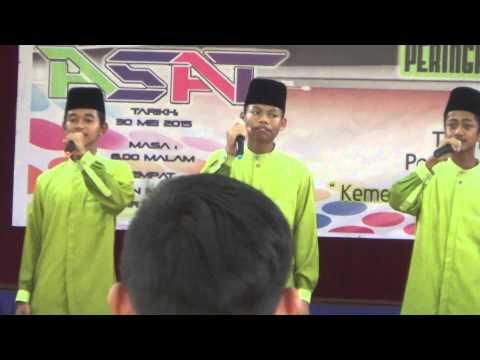 Soundcheck AR-RAYYAN |Anugerah Seri Asrama Terbilang Negeri Johor 2015|