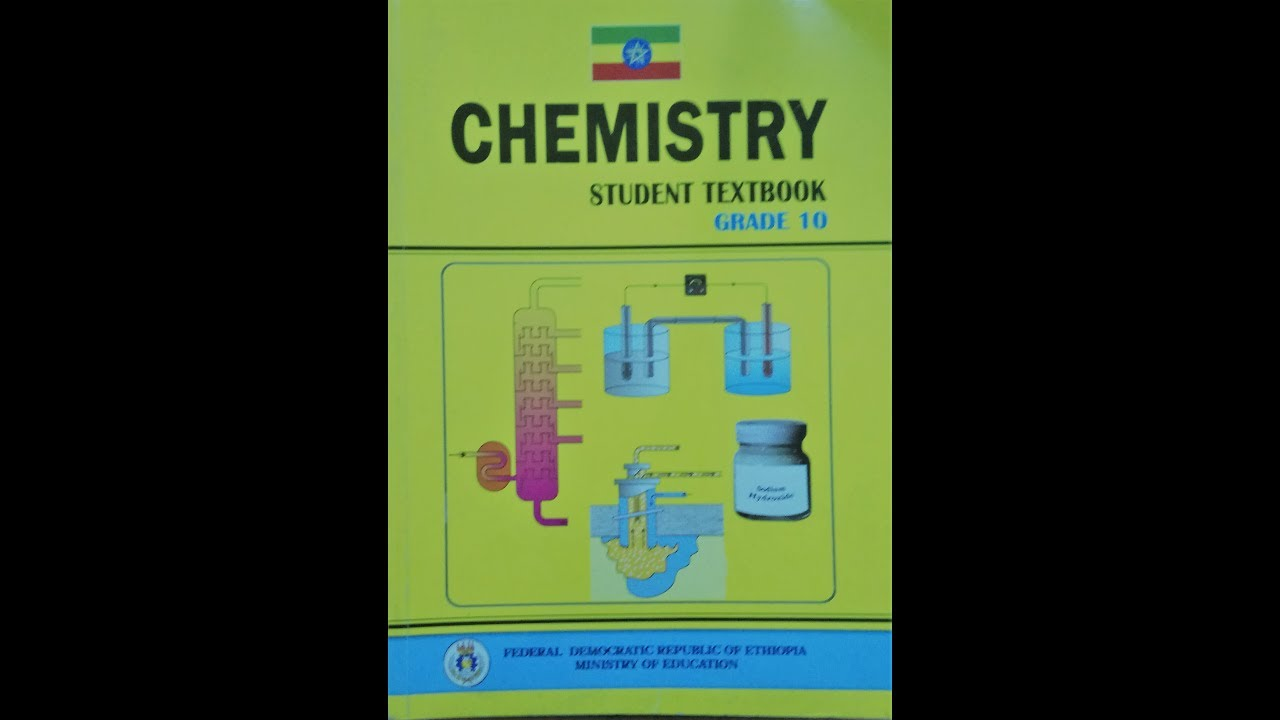 ITec Ketema- Ethiopian Grade 10 Chemistry Student Textbook pdf Free  Download (2019)