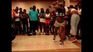 QUEEN FEE FEE & PRINCESS NEWBE JAY - FREAKY GIRL ( WALA CAM ) WAR ZONE