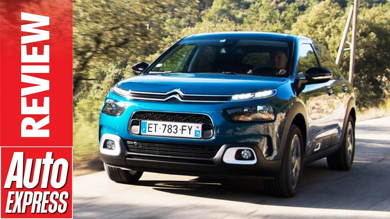 new citroen c4 cactus review is this the comfiest crossover youtube. Black Bedroom Furniture Sets. Home Design Ideas