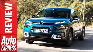 New Citroen C4 Cactus Review - Is This The Comfiest Crossover?