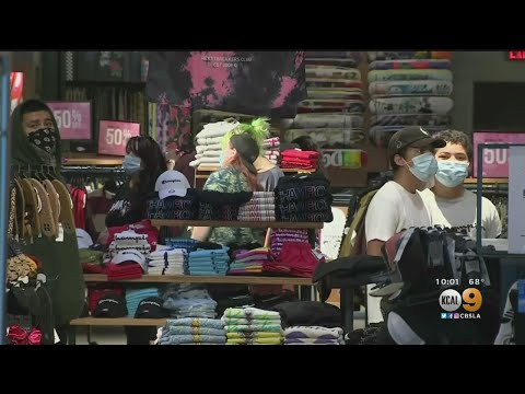 LA County To Require Masks Indoors Starting Saturday Regardless Of Vaccination Status