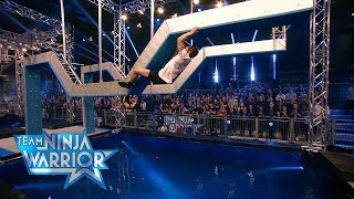 Team Ninja Warrior Germany   3. LAUF - Benjamin Grams vs. Sladjan Djulabic   Show 1