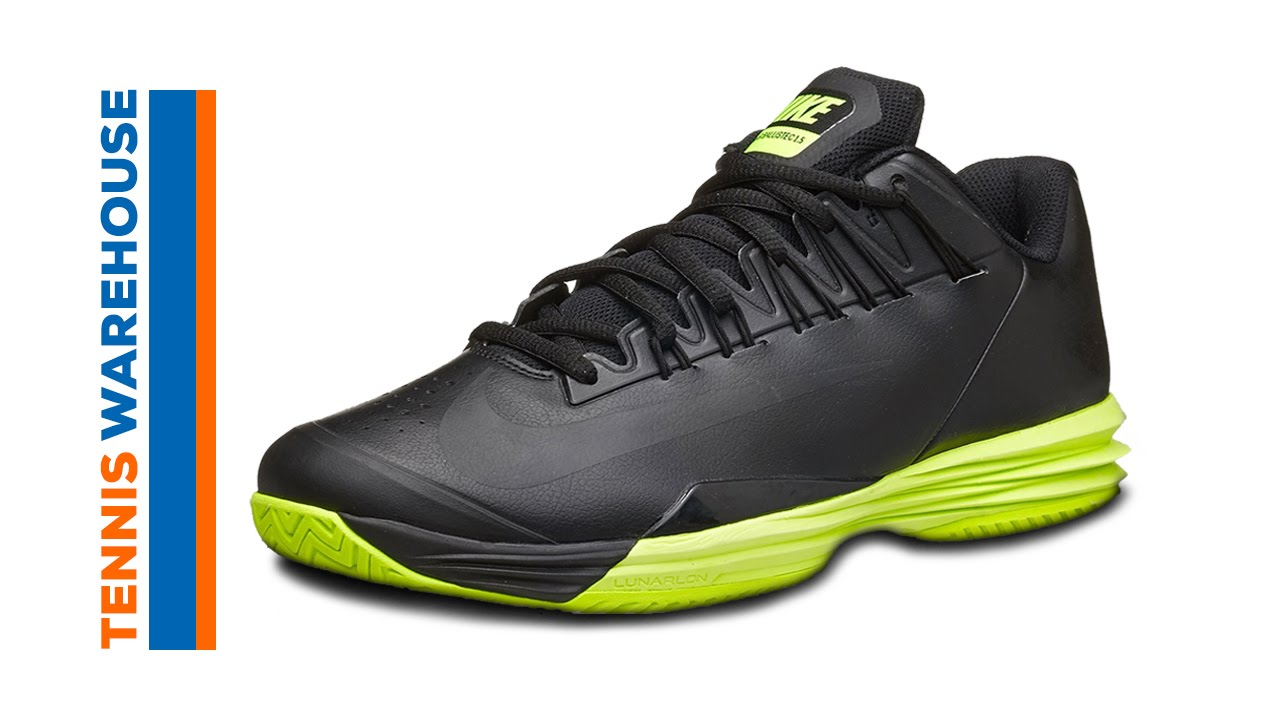 b18c1440b1c Nike Lunar Ballistec 1.5 (Rafael Nadal) Men s Shoe Review - YouTube