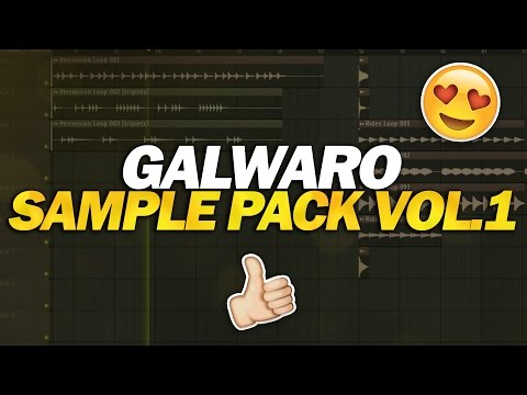 Galwaro Sample Pack Vol.1: Melbourne Bounce [FREE DOWNLOAD]
