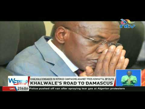 Boni Khalwale ditches Ford Kenya, joins Ruto's team in Jubilee Party