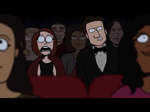 Hollywood A.D.  The XFiles Animated