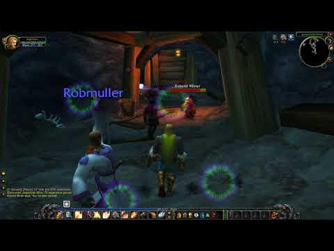 World Of Warcraft Vanilla Quest: The Jasperlode Mine