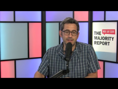 Our New Restoration Story w/ George Monbiot - MR Live - 7/3/18