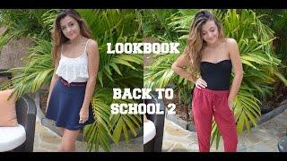 Back to school 2/ LookBook ! Thumbnail