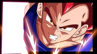 Vegeta The God Prince of all Saiyans