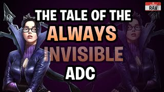 The Tale Of The Always Invisible ADC