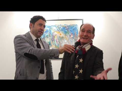 Milano Art Gallery: il direttore Salvo Nugnes intervista il maestro Vincenzo Cossari