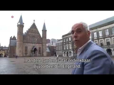 Zomercolumn: op de fiets van het Binnenhof naar de 'apenrots'