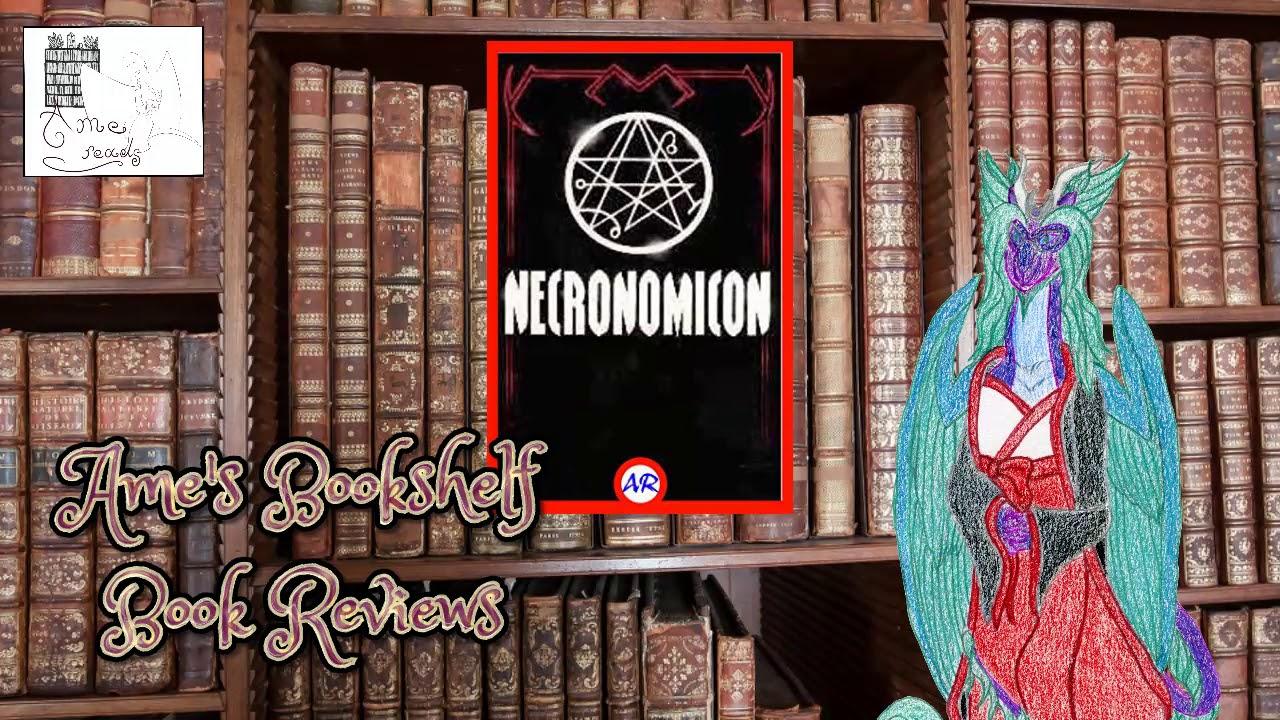 Ame's Bookshelf: Simon Necronomicon Illustrated - Review