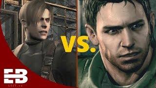 Leon vs. Chris - versus series #10