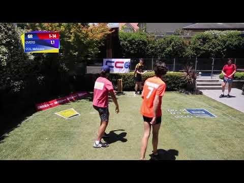 Backyard Cricket T20 World Cup Game 1