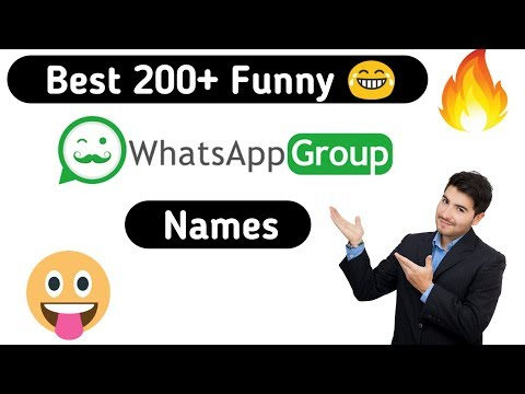Best Latest 200+ Funny Whatsapp Group Names For Friends In Hindi