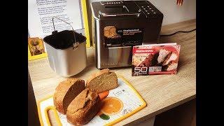 Хлебопечь редмонд RMB-1920. Бездрожжевой хлеб на кефире.