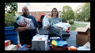 I bought a $3,600 Amazon Customer Returns Food & Grocery Liquidation Pallet
