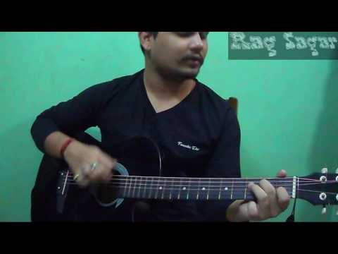 Baarish | 4k | Half Girlfriend | Guitar...