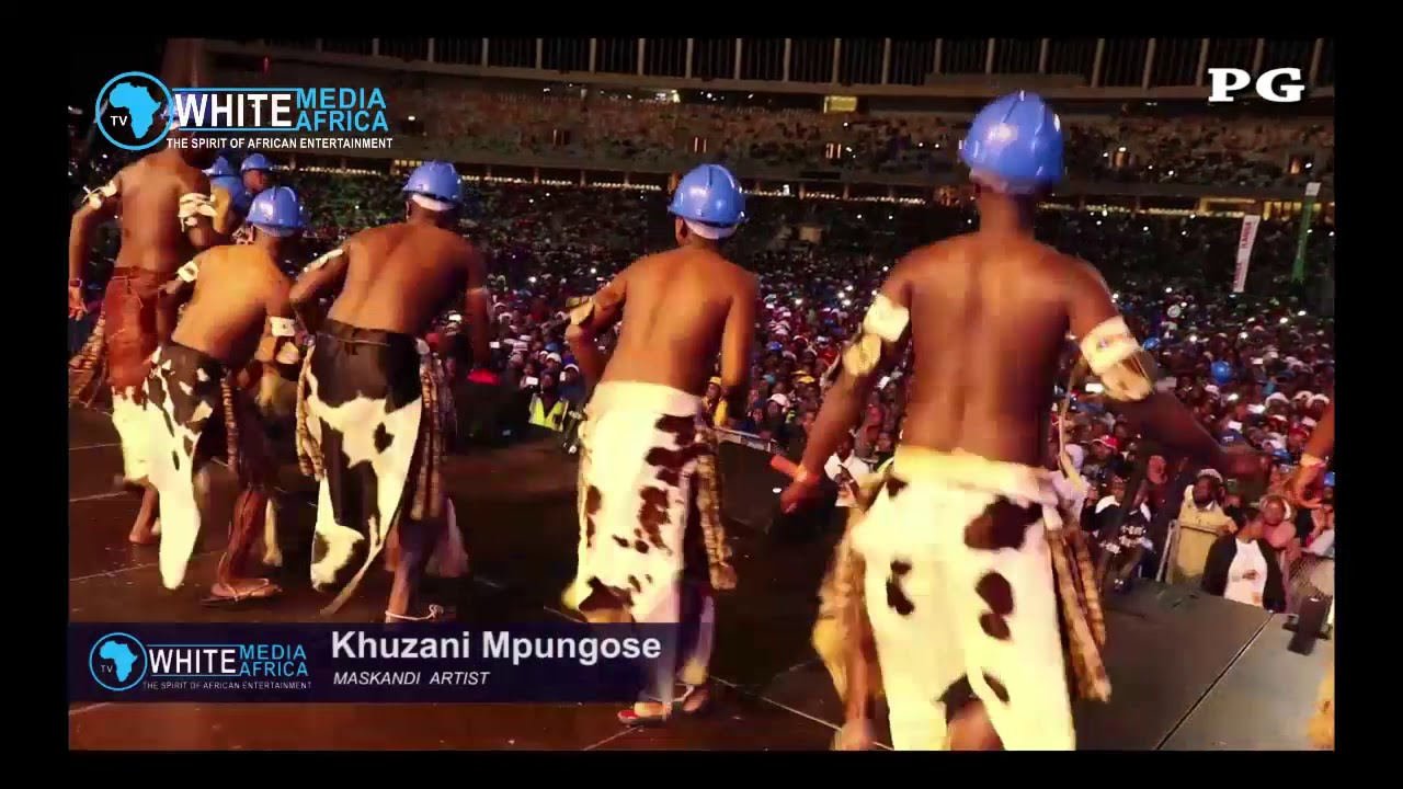 Download Khuzani Mpungose that was iMpucuzeko maskandi 2019 at Moses Mabhida Stadium