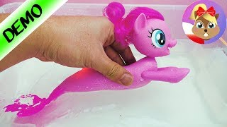 Zabawa w wannie z Pinkie Pie z My Little Pony test
