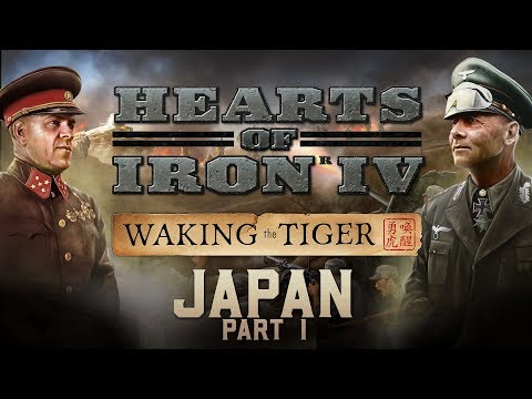 HOI4: Waking the Tiger - New Japan Focus Tree