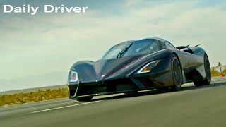 331 MPH Top Speed Run for The SSC Tuatara  - Daily Driver