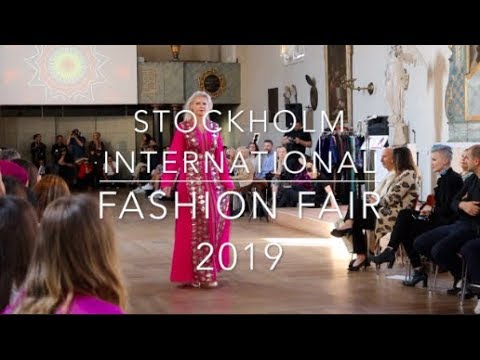 STOCKHOLM INTERNATIONAL FASHION FAIR 2019