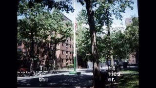 The Projects New York City 1950s Amsterdam Houses