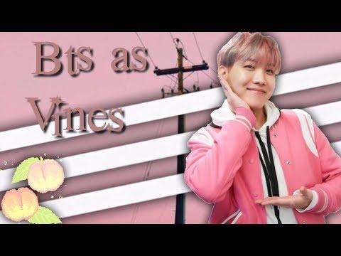 BTS + ARMY AS VINES