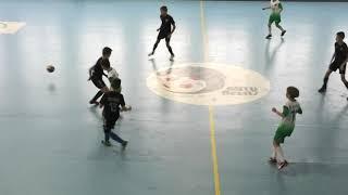 ДФПЛ зима  2019-2020 U-10  Городея   2-2  Спорт Альянс 8.12.2019