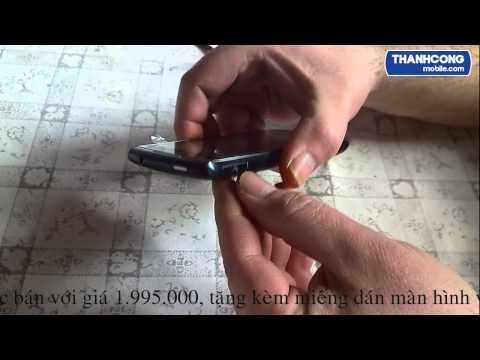 Smartphone Alcatel One Touch 992D giá rẻ nhất thị trường