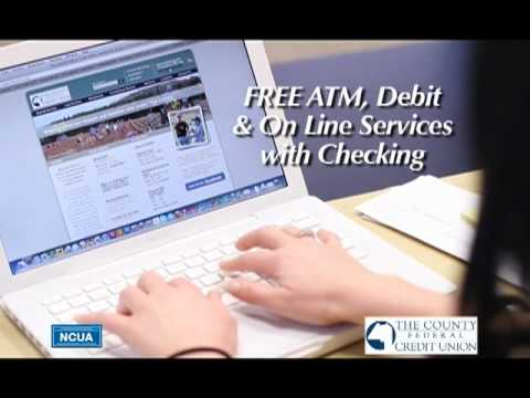 COUNTY FEDERAL CREDIT UNION Nickel & Diming