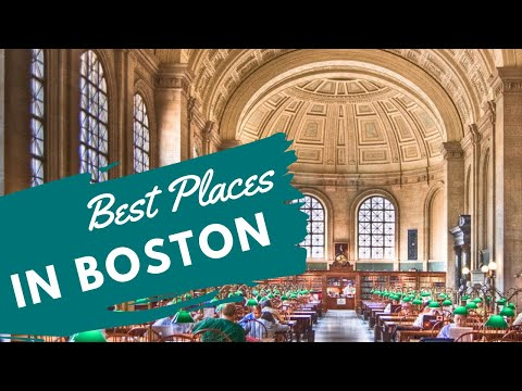 Maralee's 5 Favorite Places in Boston