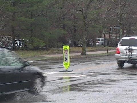Perils For Pedestrians 189: Snow in Newton